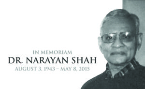 Dr Narayan Shah
