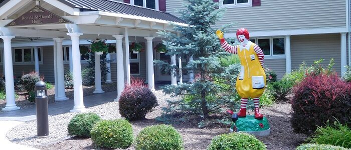 House with Ronald